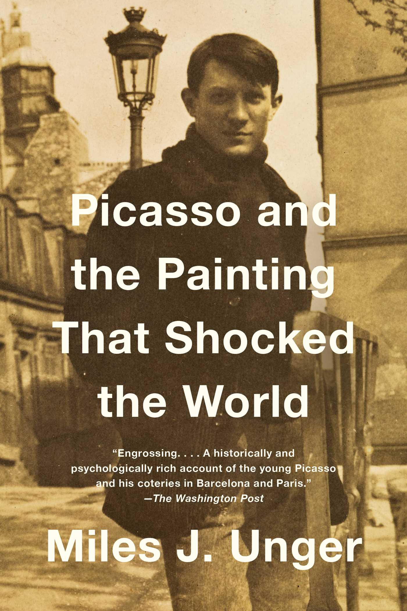 Picasso and the painting that shocked the world 9781476794235 hr