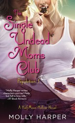 The Single Undead Moms Club book cover