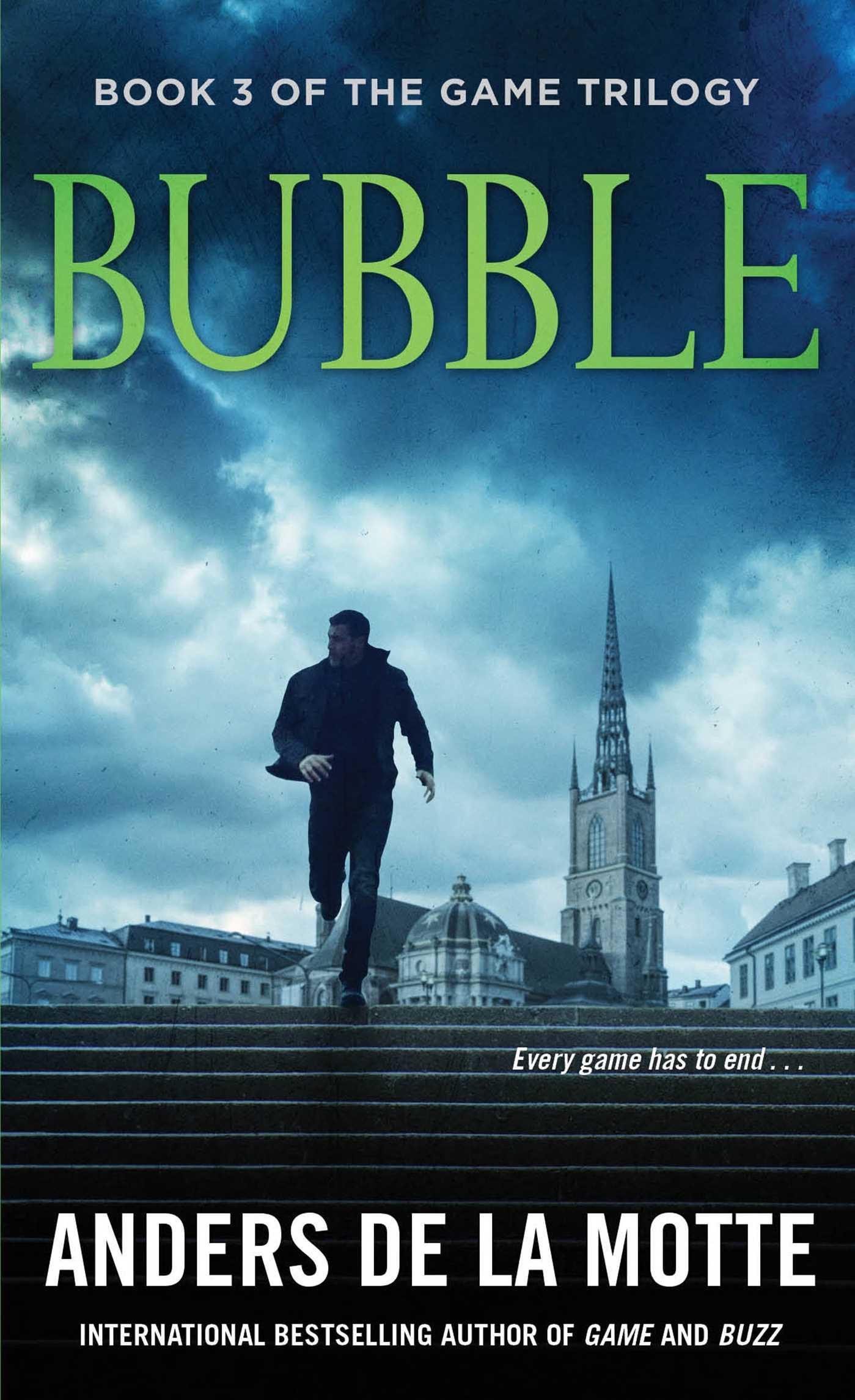 Bubble 9781476794471 hr