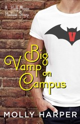 Big Vamp on Campus book cover