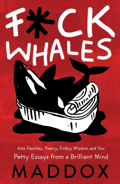 Fck whales 9781476794976 hr