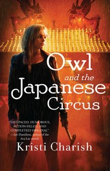 Owl and the Japanese Circus book cover