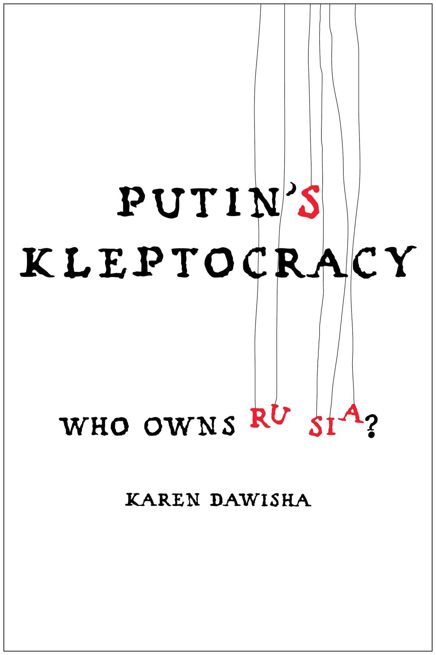 Putins kleptocracy 9781476795195 hr