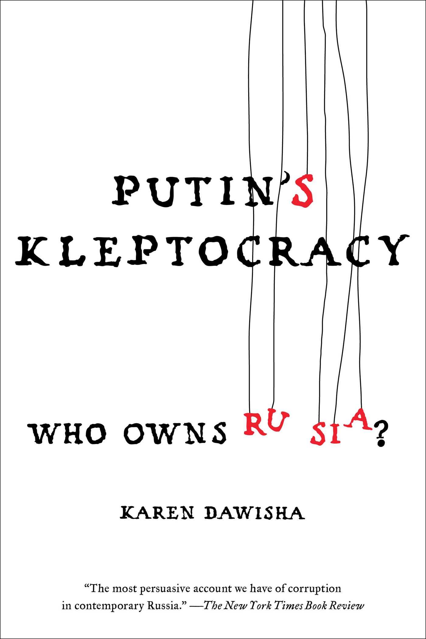 Putins kleptocracy 9781476795218 hr