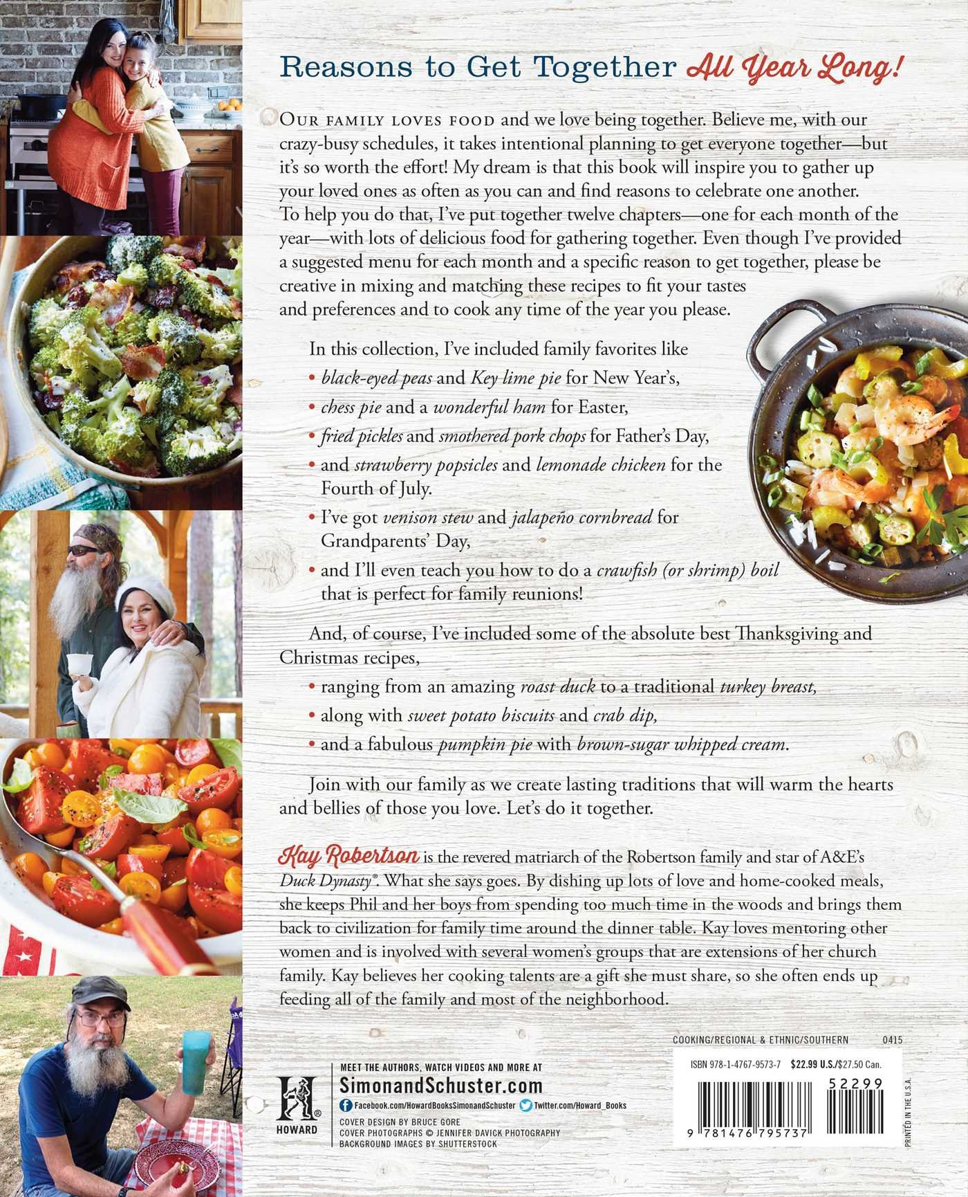 Duck Commander Kitchen Presents Celebrating Family and Friends ...