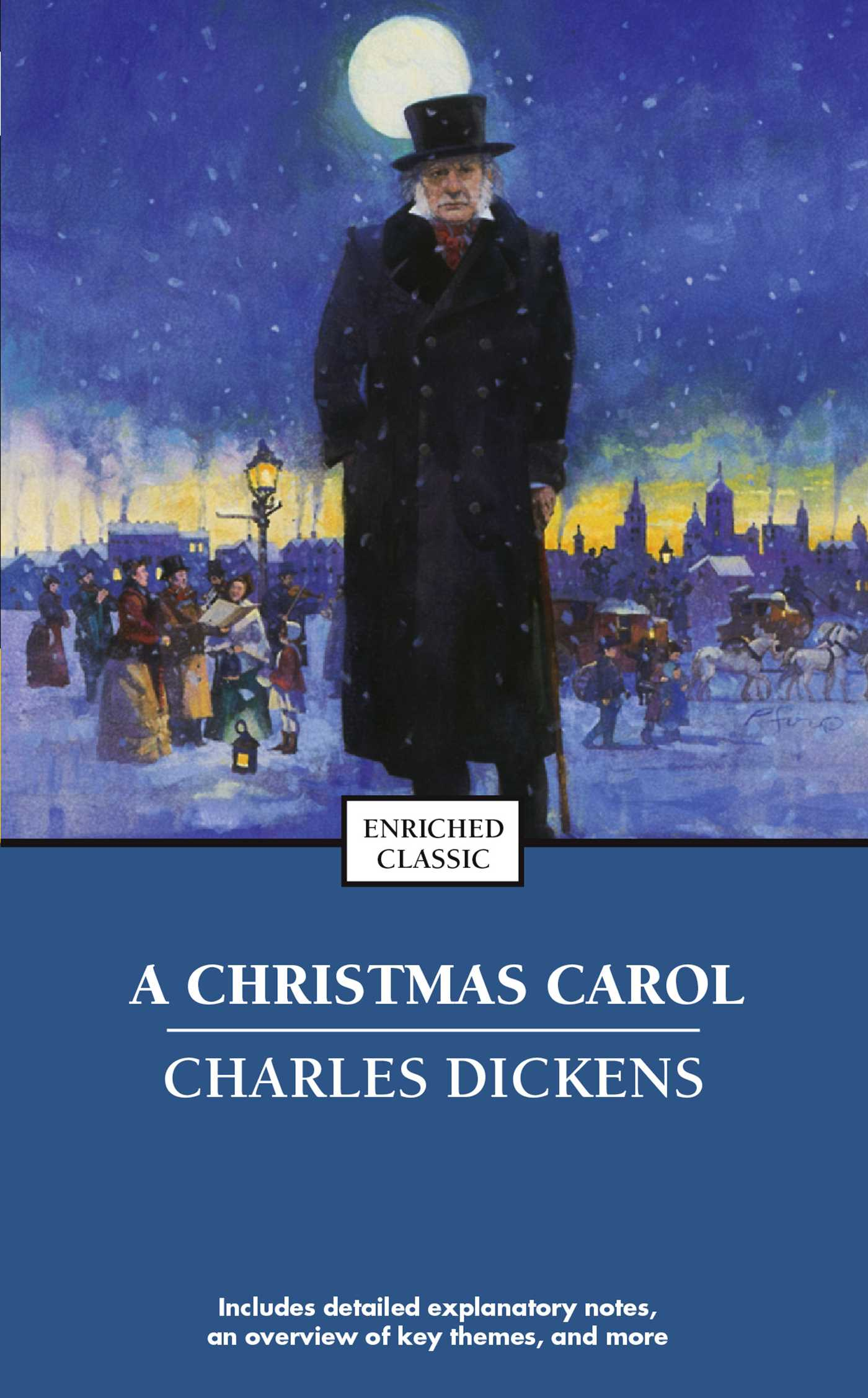 A Christmas Carol eBook by Charles Dickens | Official Publisher Page ...
