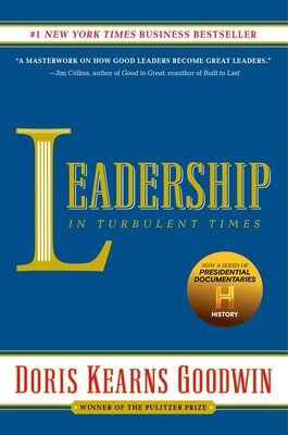Leadership | Book by Doris Kearns Goodwin | Official