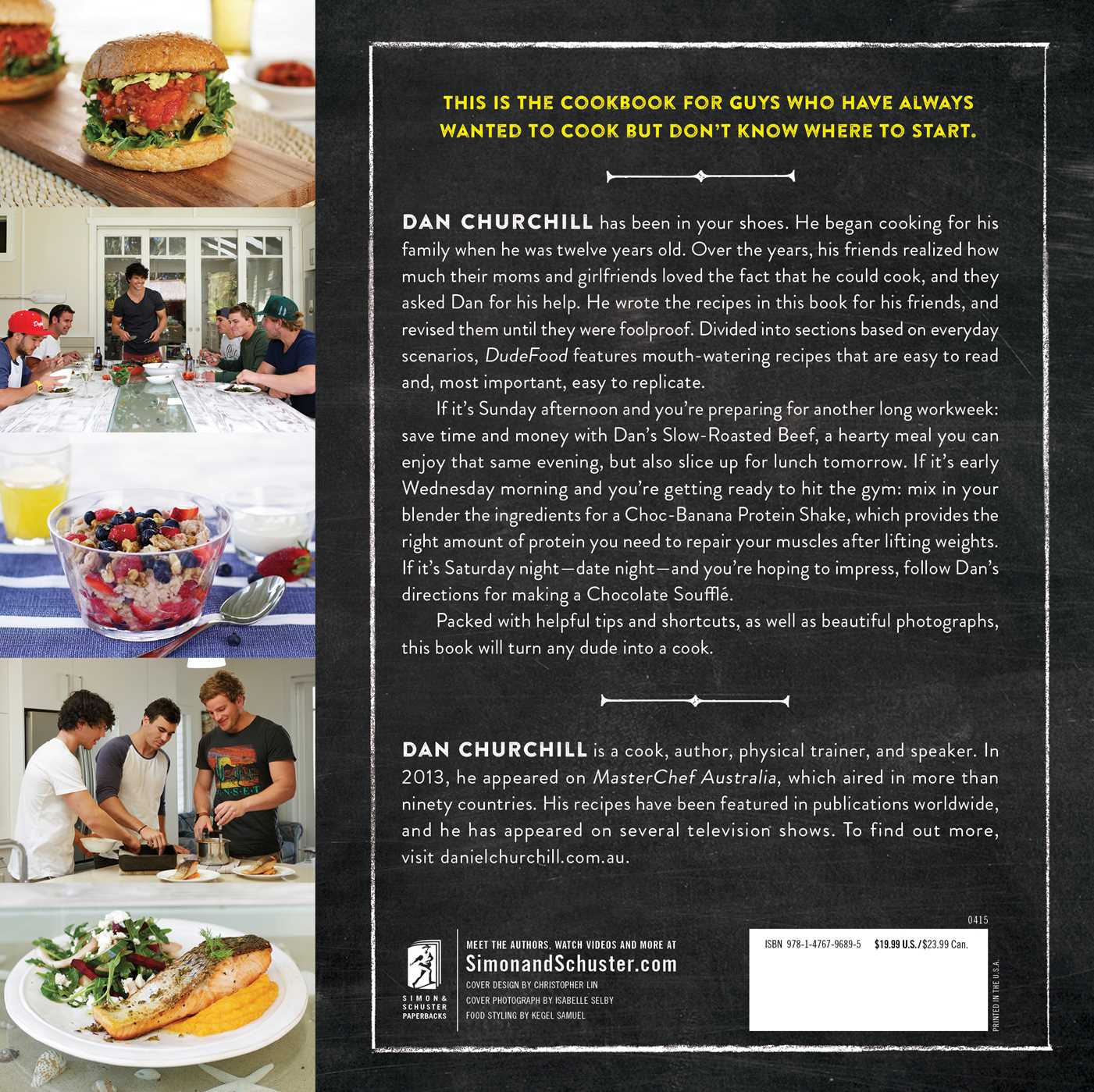 Dudefood book by dan churchill official publisher page simon dudefood 9781476796895 hr dudefood 9781476796895 hr back forumfinder Image collections