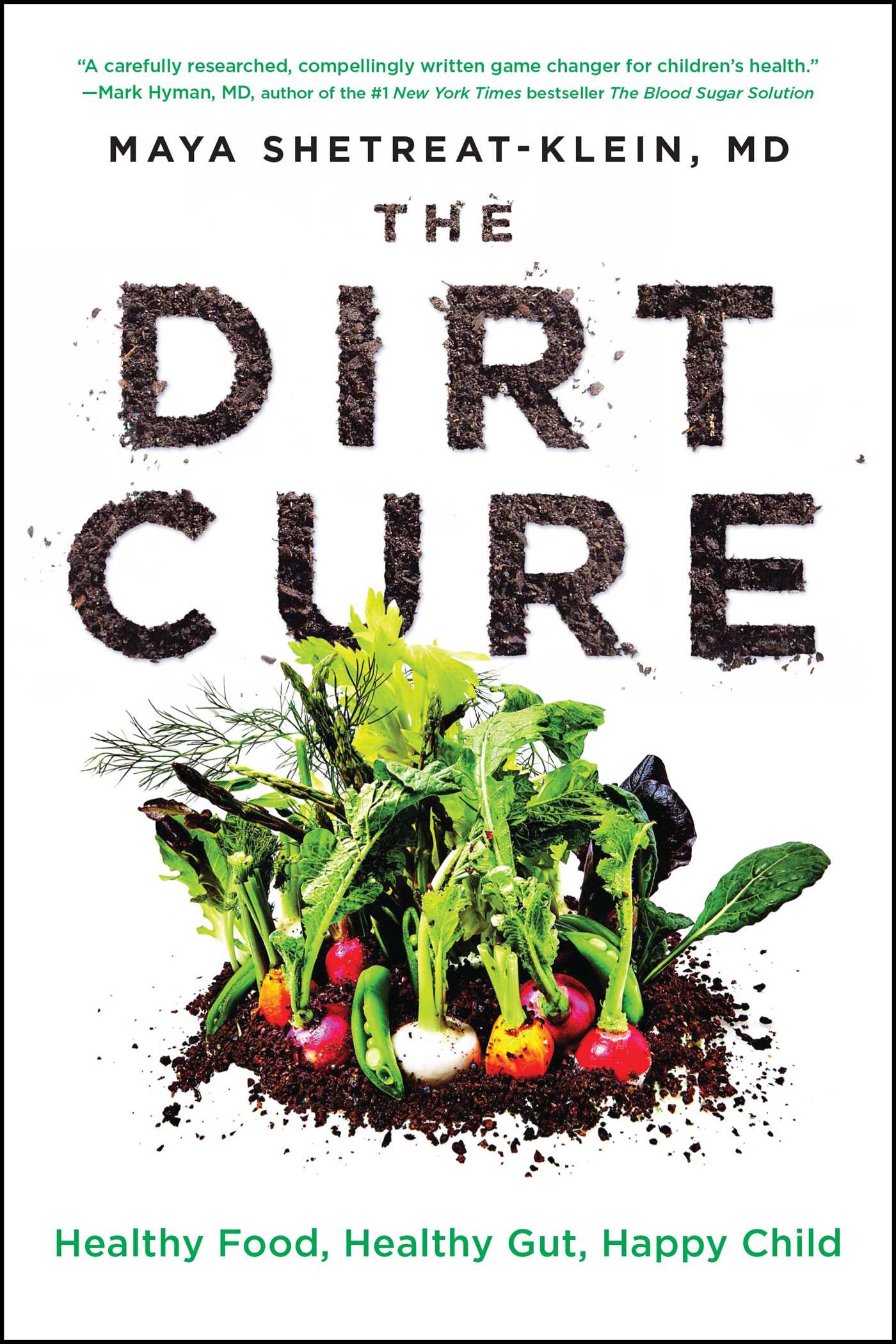 The dirt cure 9781476796987 hr
