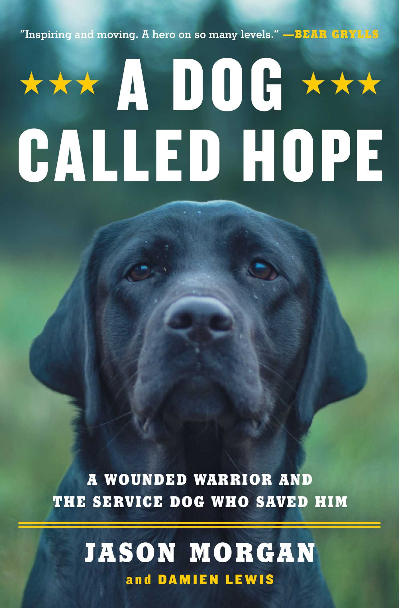 A dog called hope 9781476797014 hr