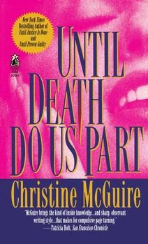 Until Death Do Us Part   Book by Christine McGuire   Official
