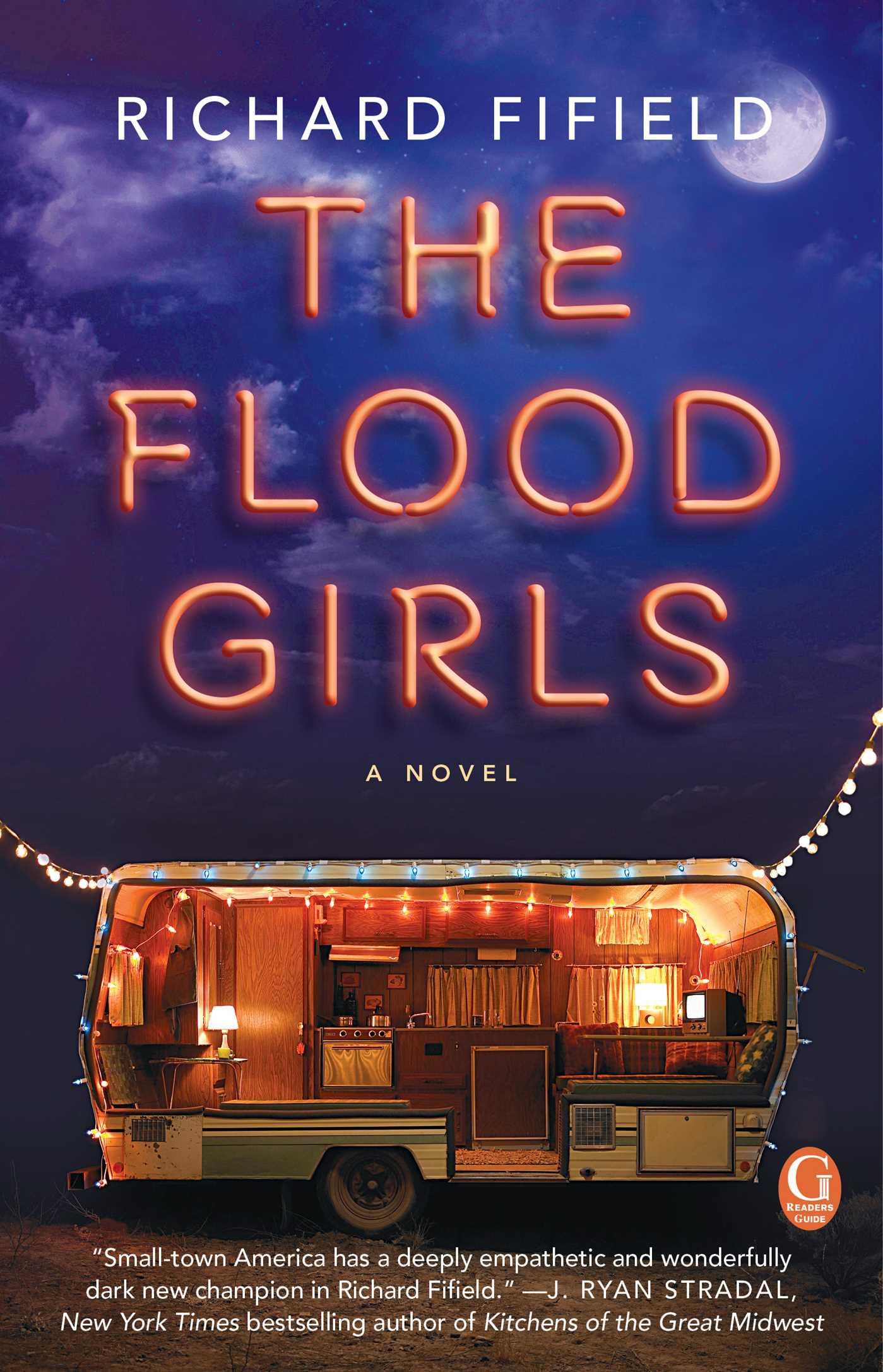 The flood girls 9781476797397 hr