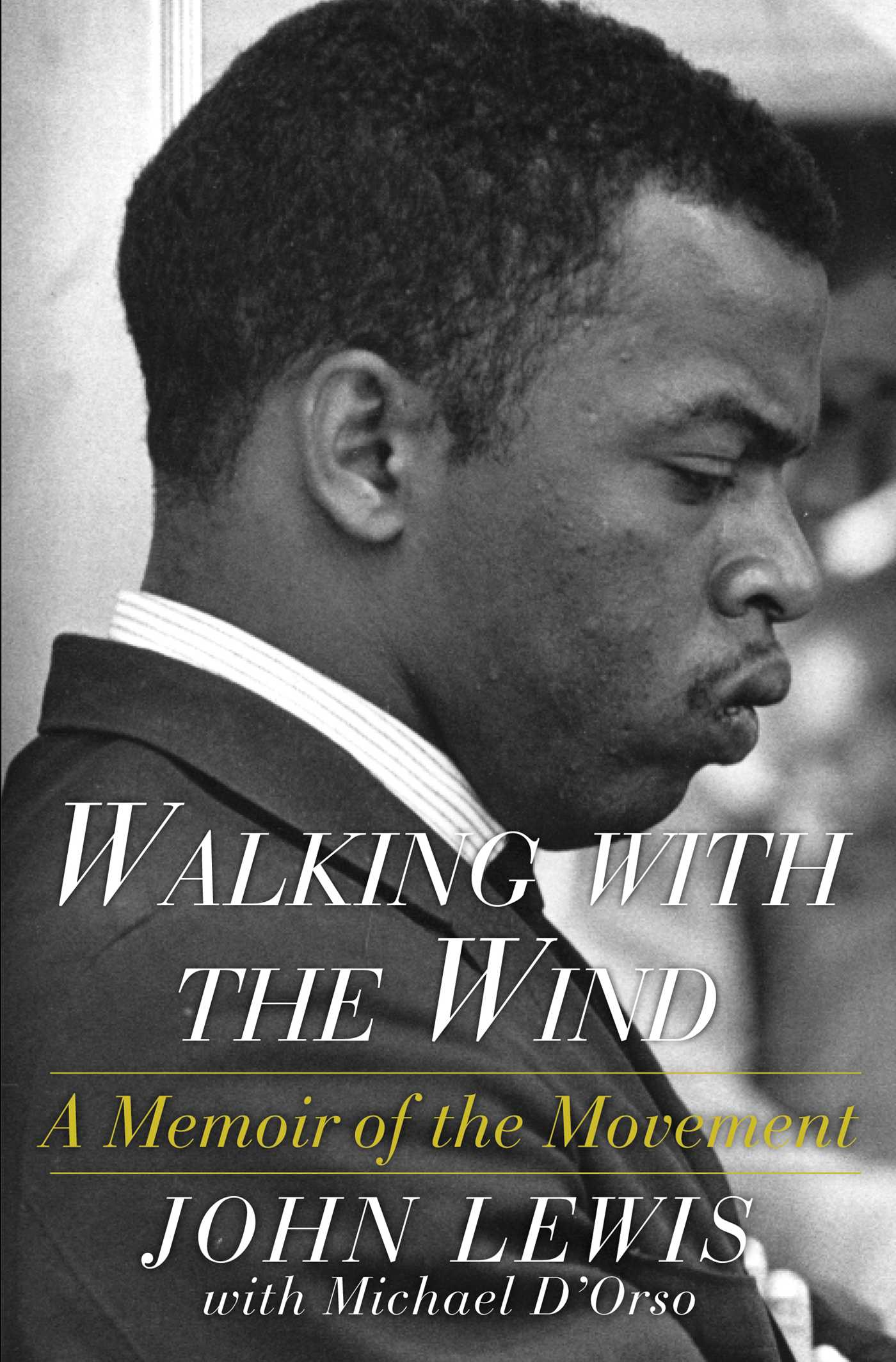 Walking With The Wind Book By John Lewis Michael D Orso