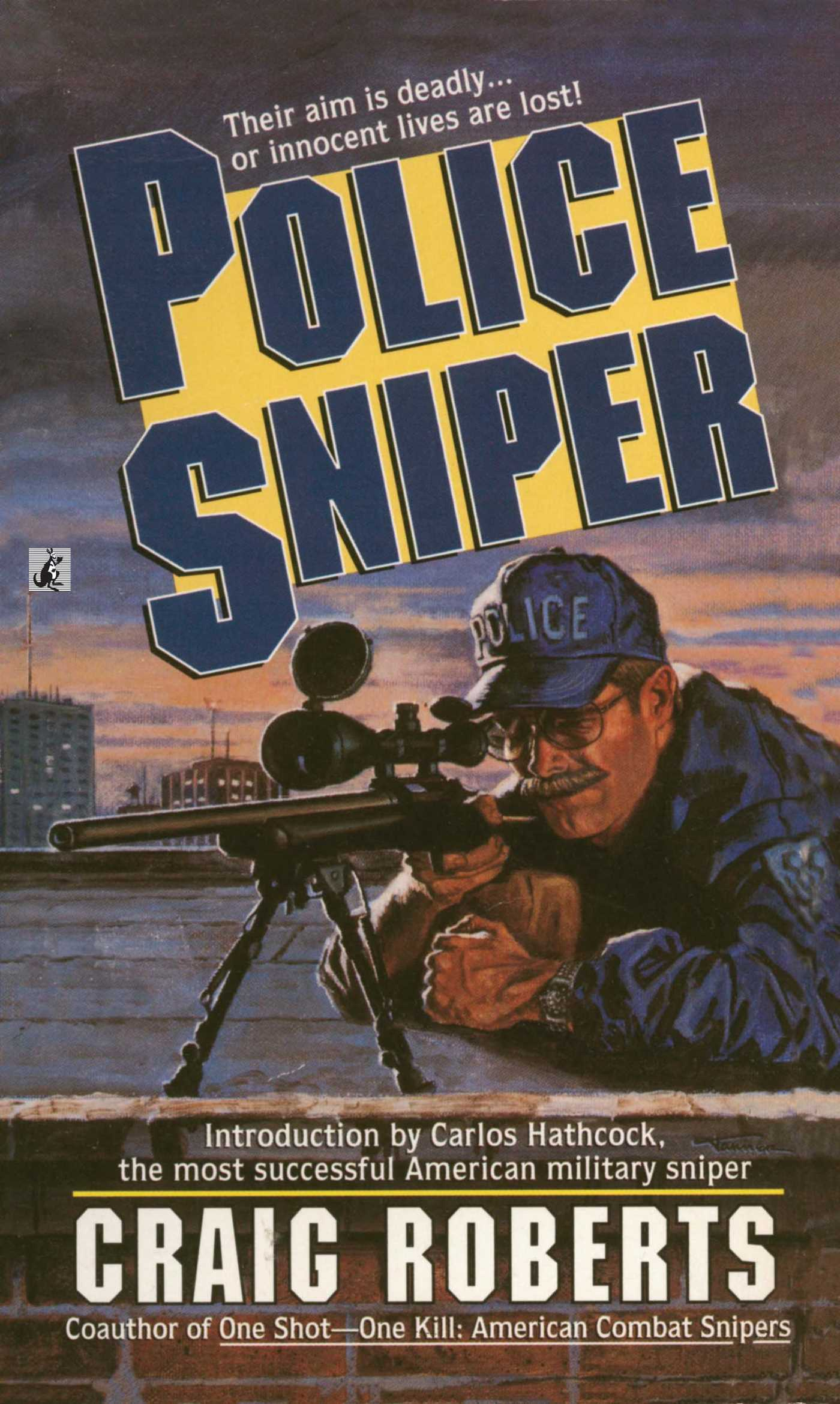 Police sniper book by craig roberts official publisher page police sniper 9781476798554 hr fandeluxe Gallery