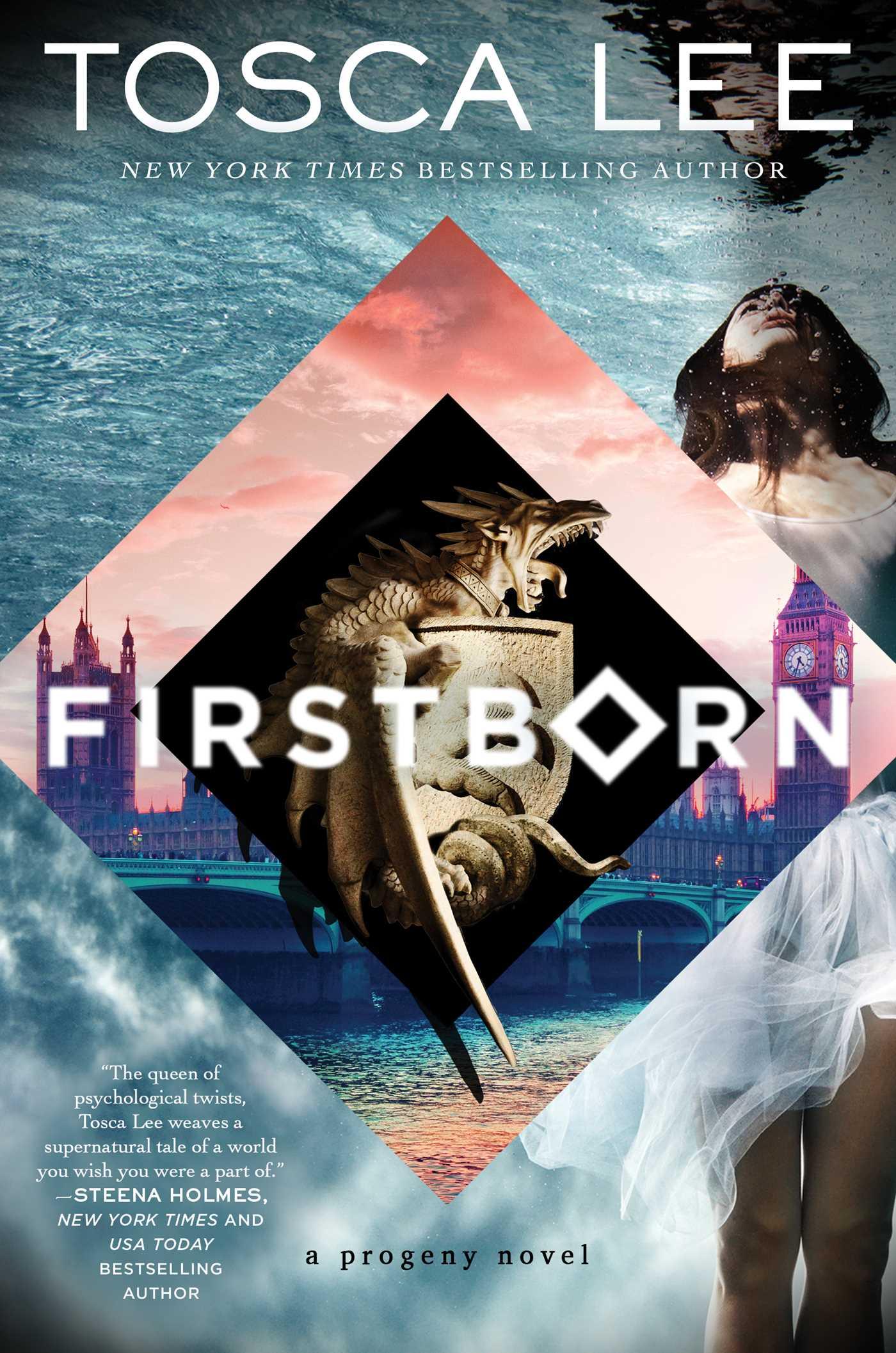 Firstborn 9781476798677 hr