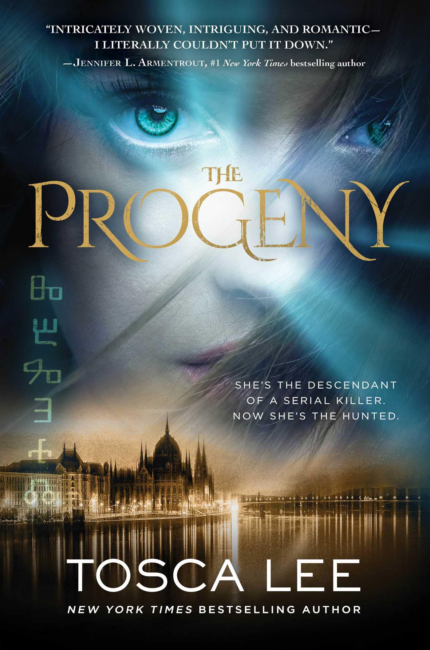 The progeny 9781476798691 hr