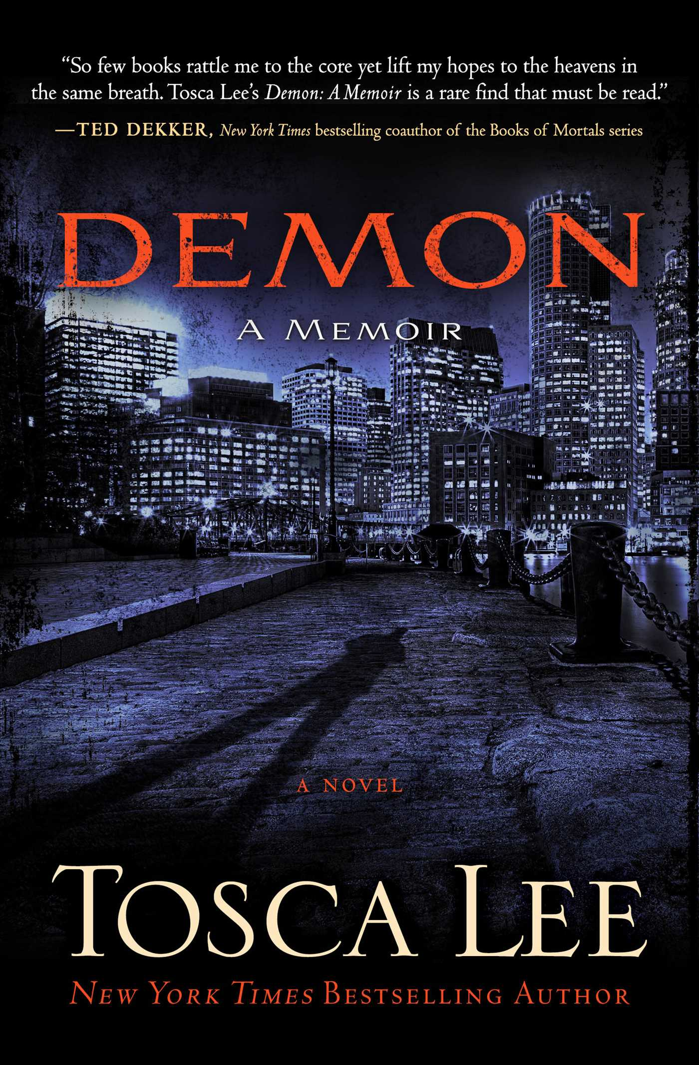 Book Cover Image (jpg): Demon: A Memoir