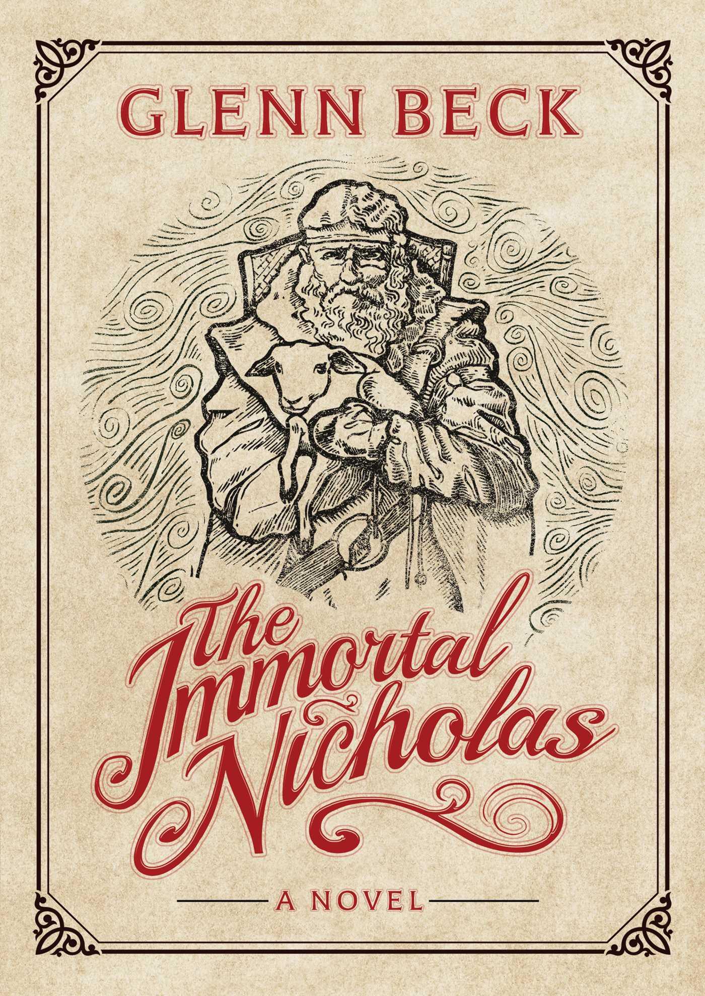 The immortal nicholas 9781476798905 hr