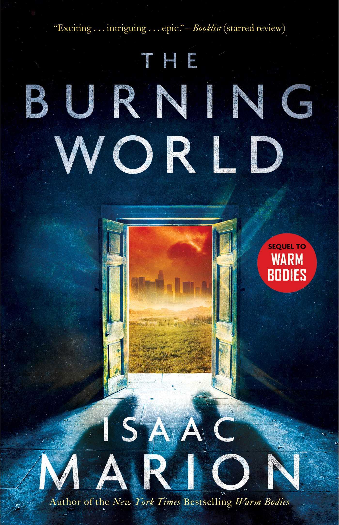 The burning world 9781476799728 hr