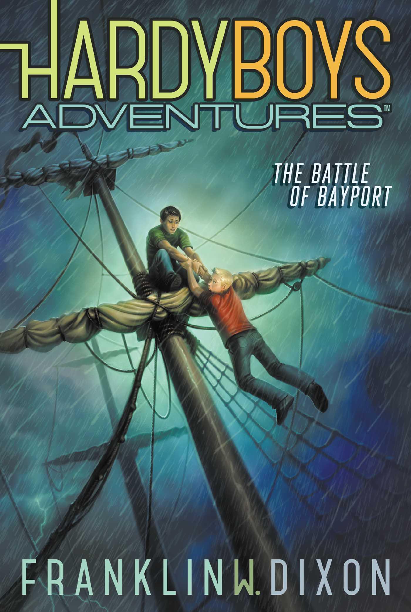 The battle of bayport 9781481400084 hr