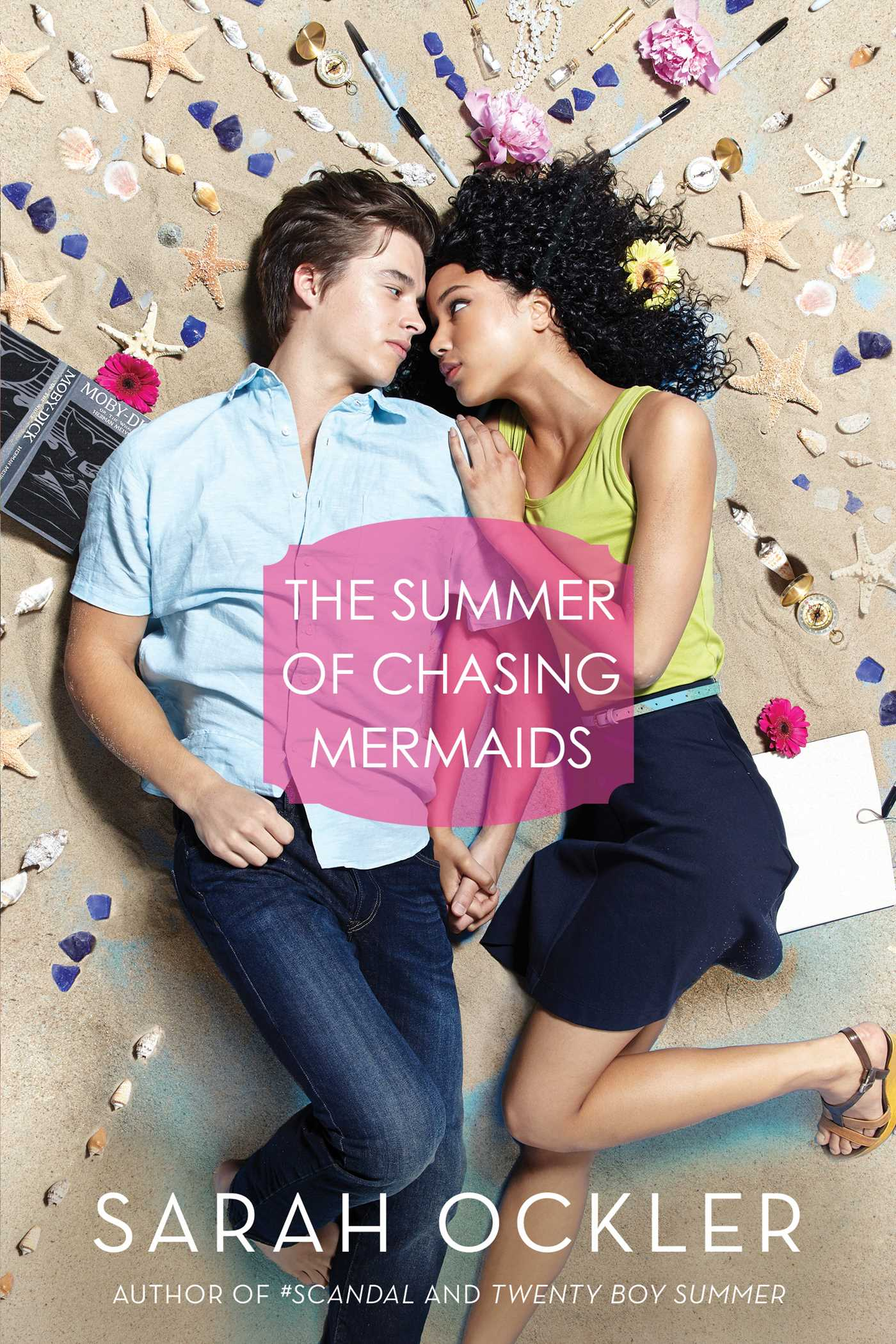 The summer of chasing mermaids 9781481401289 hr