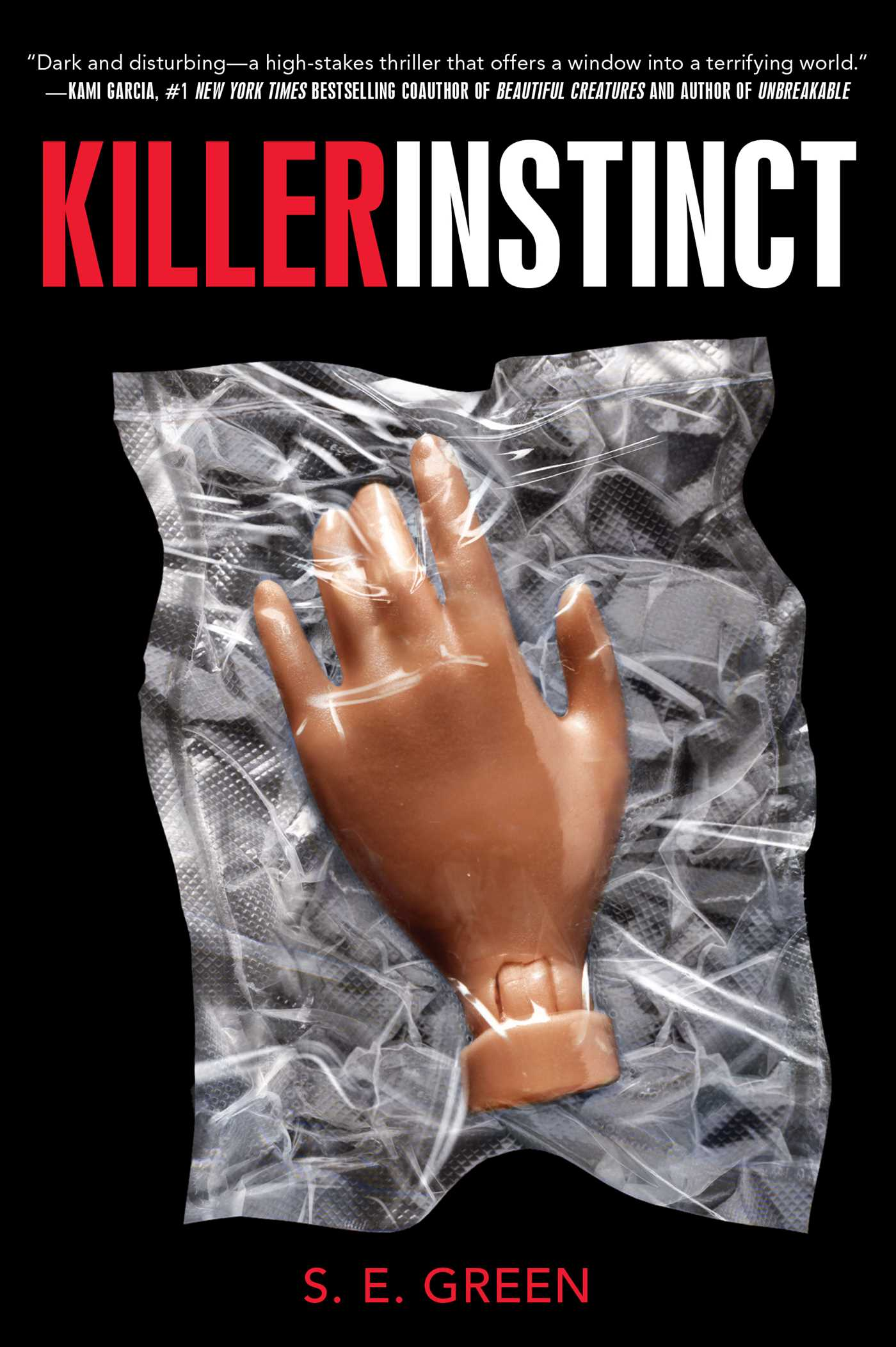 Killer Instinct   Book by S E  Green   Official Publisher