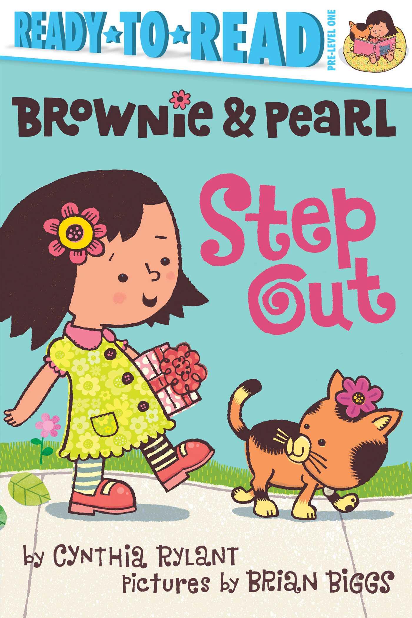 Brownie pearl step out 9781481403146 hr