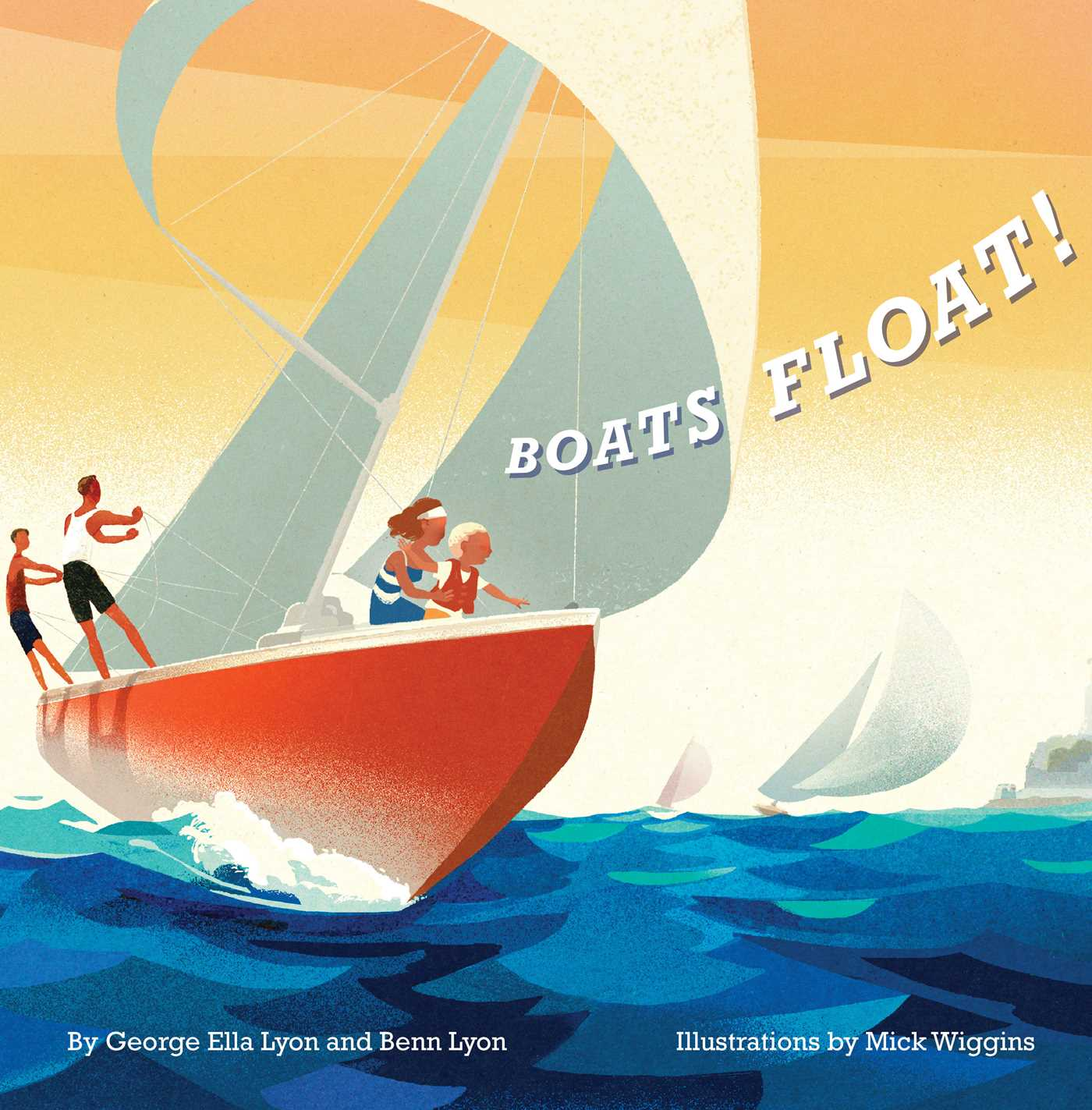 Boats float 9781481403801 hr
