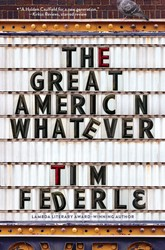 The great american whatever 9781481404099