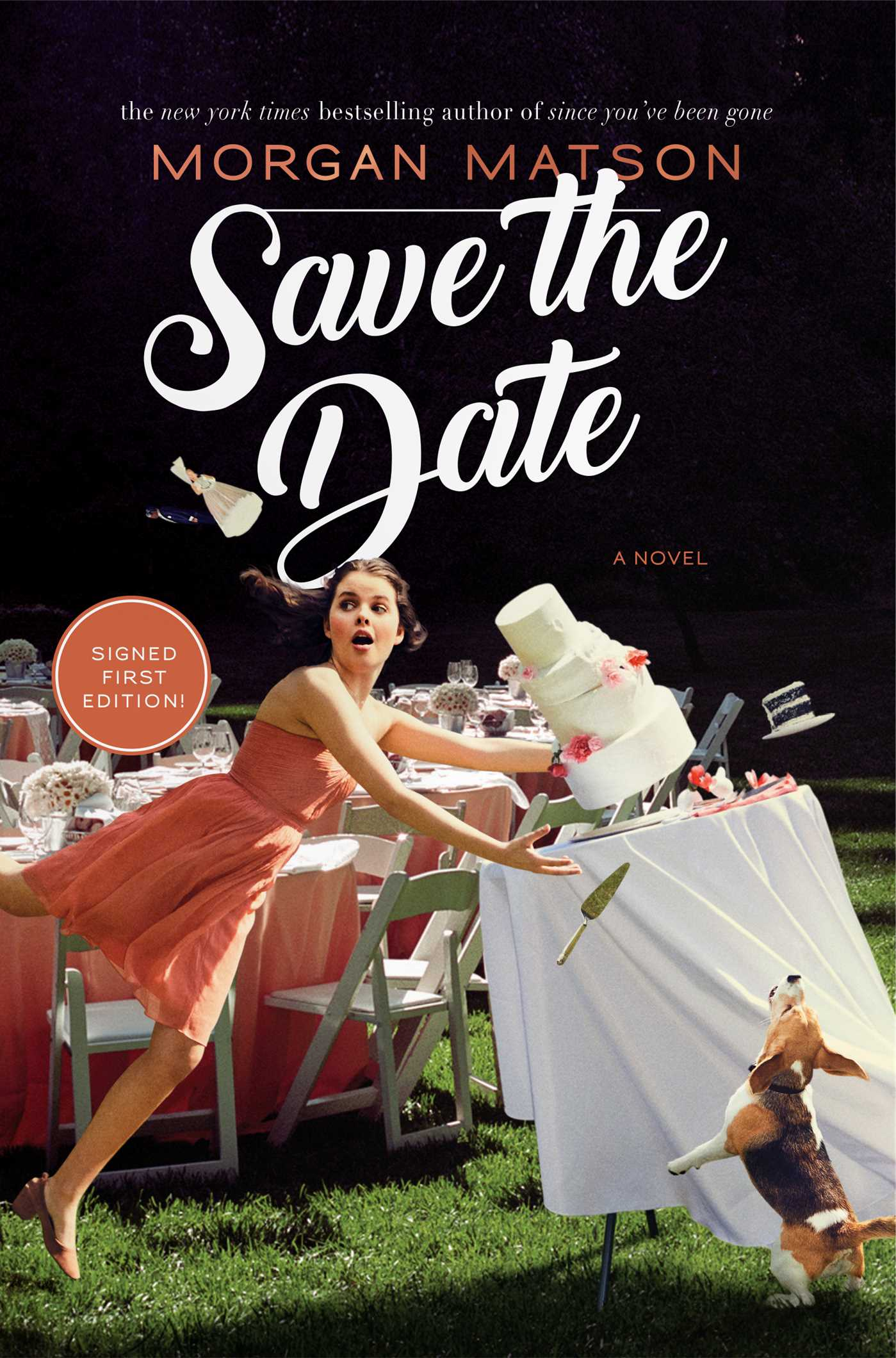Save The Date Book By Morgan Matson Official Publisher