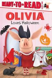 OLIVIA Loves Halloween
