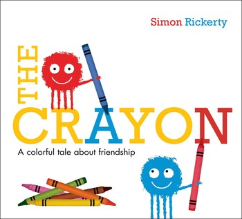 the crayon book by simon rickerty official publisher page