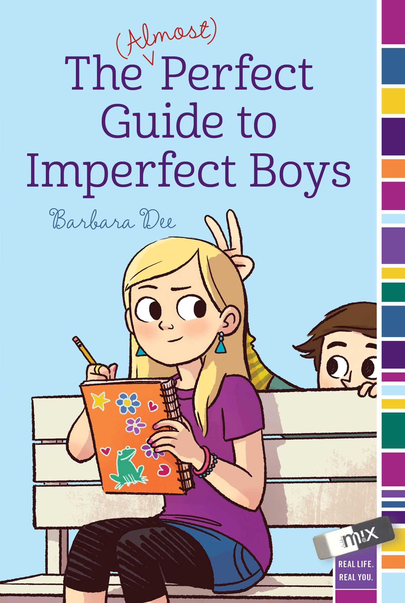 (almost) perfect guide to imperfect boys 9781481405638 hr