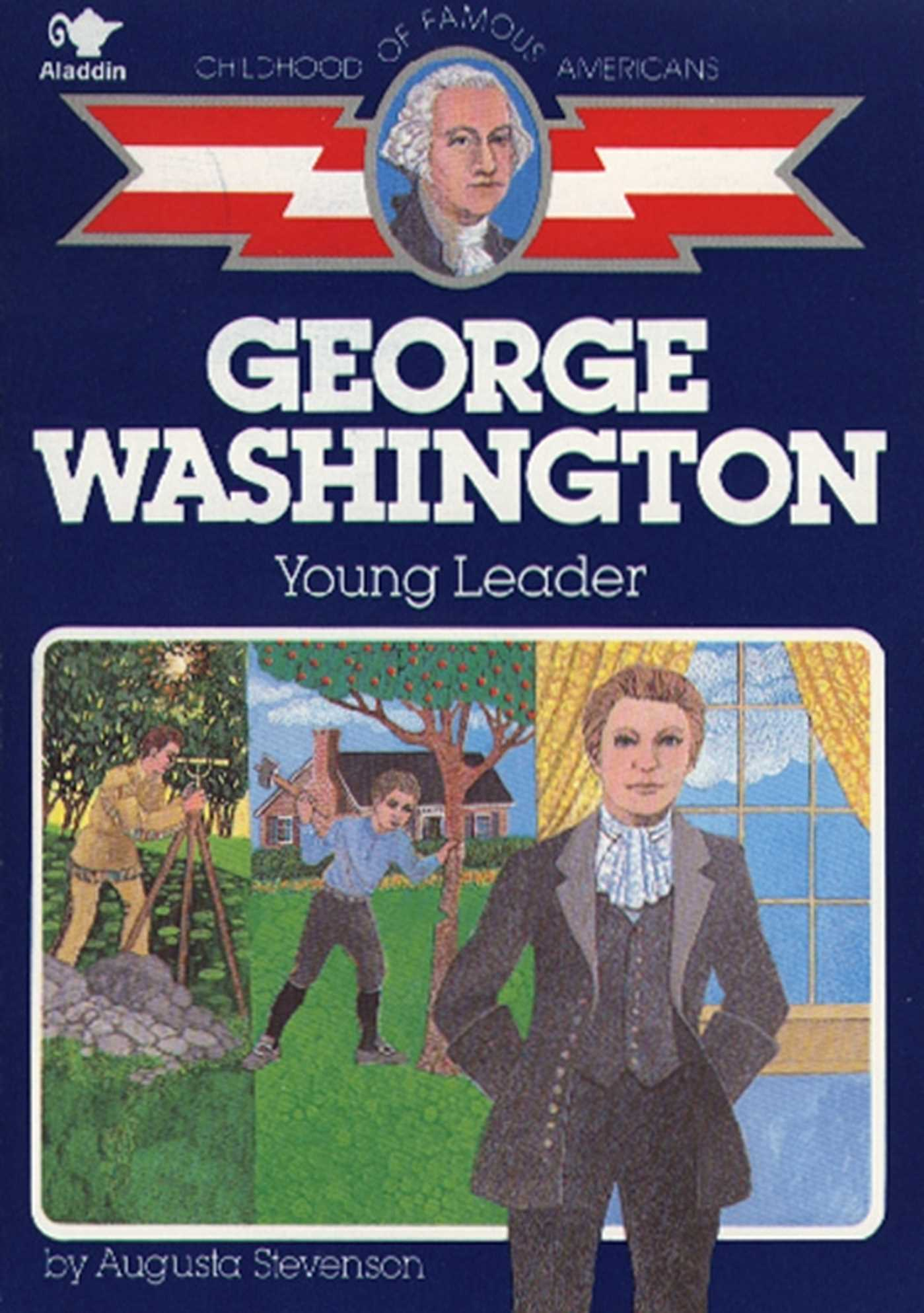 George washington 9781481407052 hr