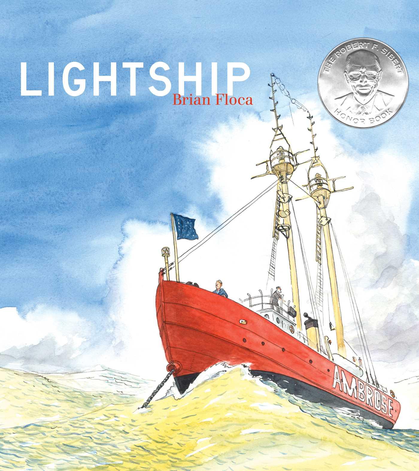 Lightship 9781481409872 hr