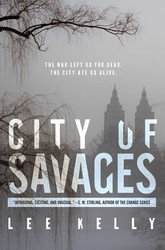 City of savages 9781481410304