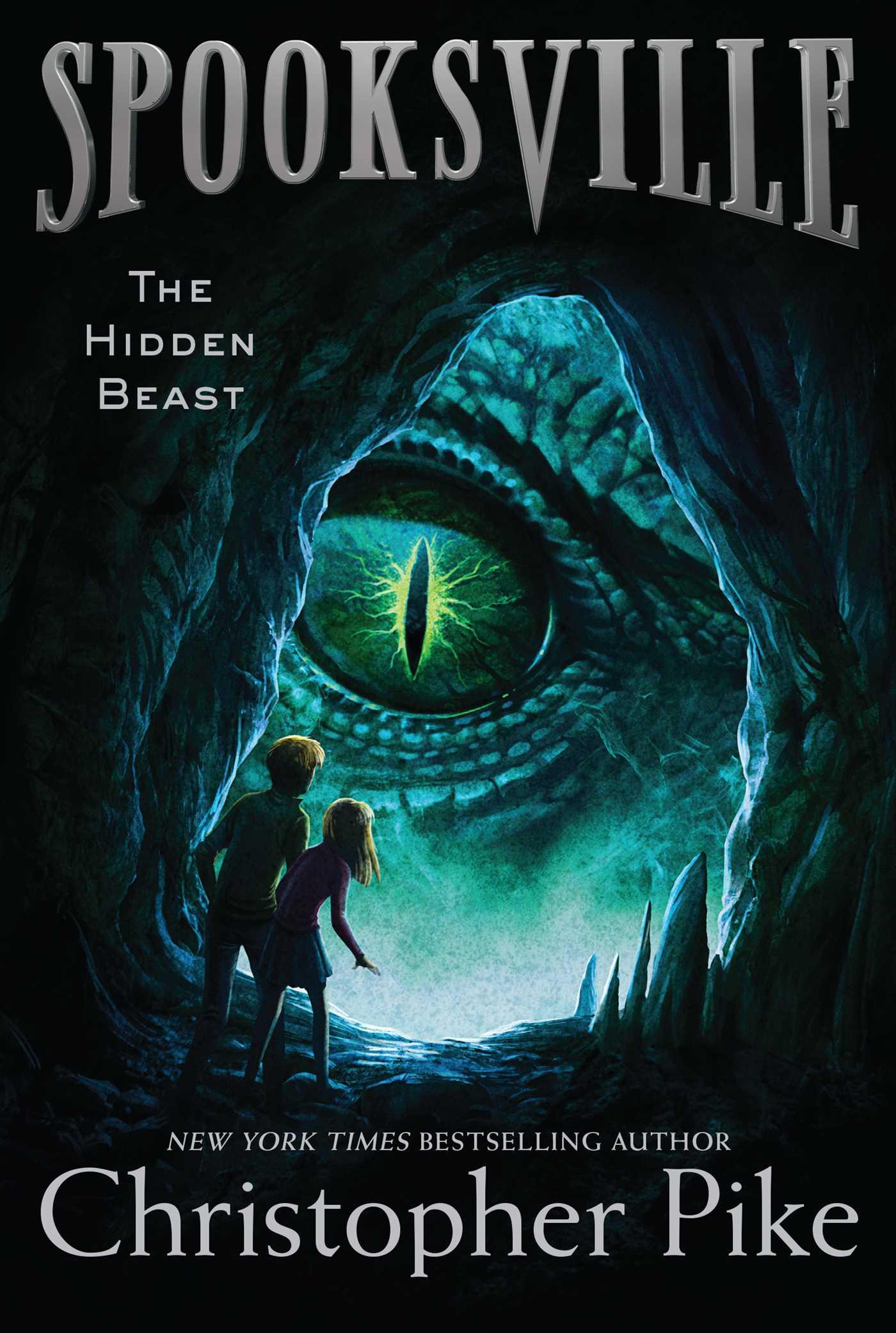 The hidden beast 9781481410939 hr