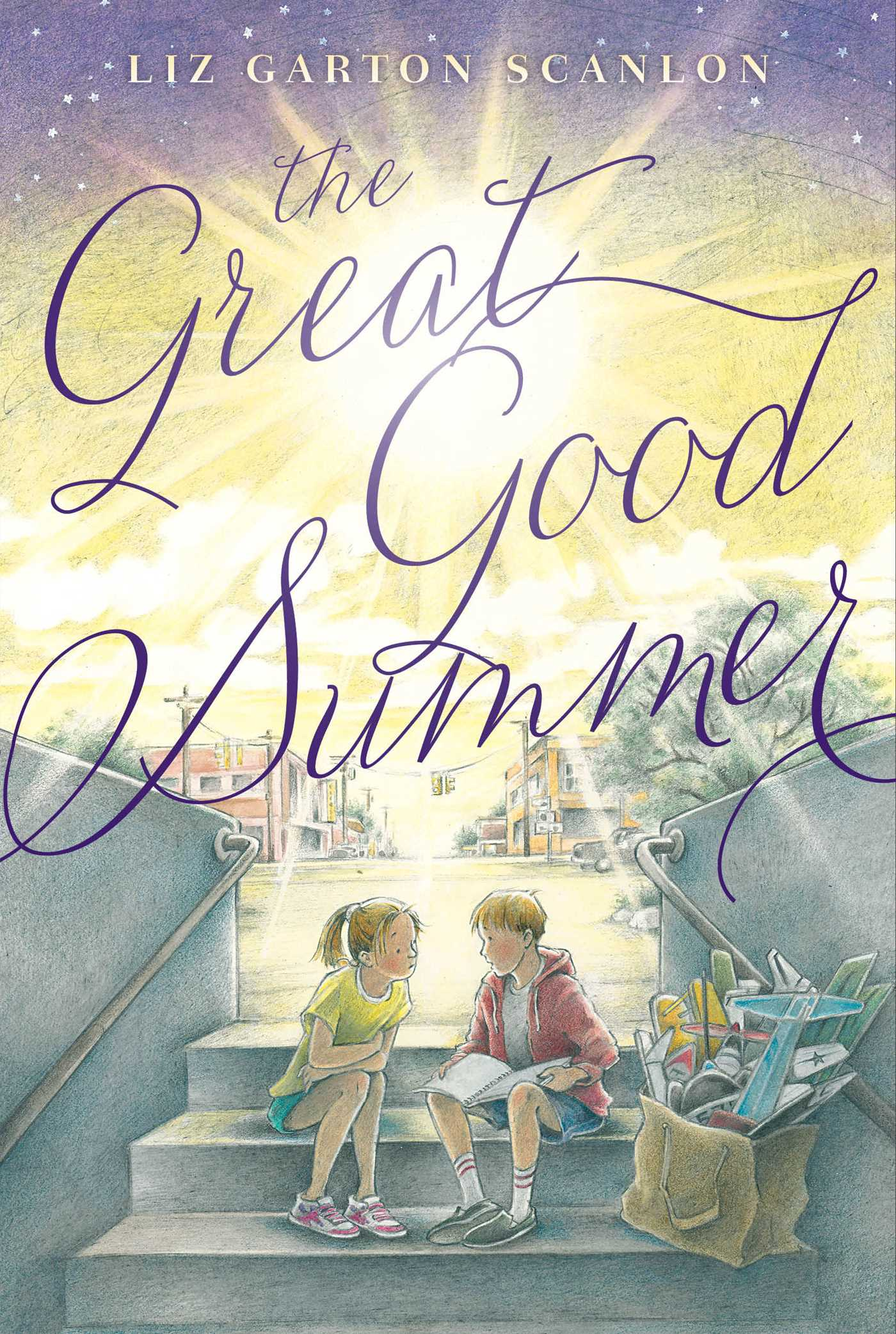 The great good summer 9781481411479 hr