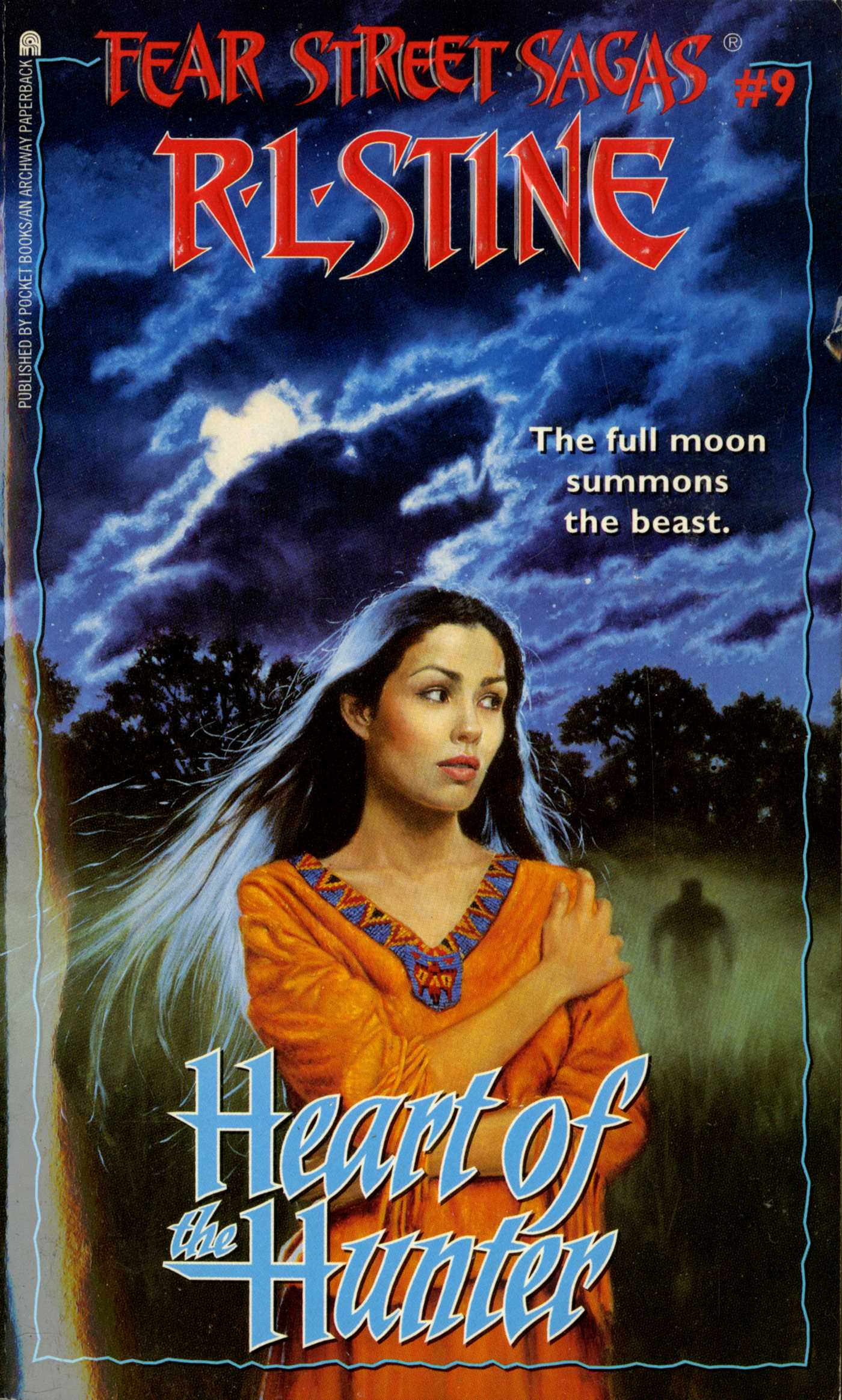 Heart of the hunter ebook by rl stine official publisher page heart of the hunter 9781481413589 hr fandeluxe Gallery
