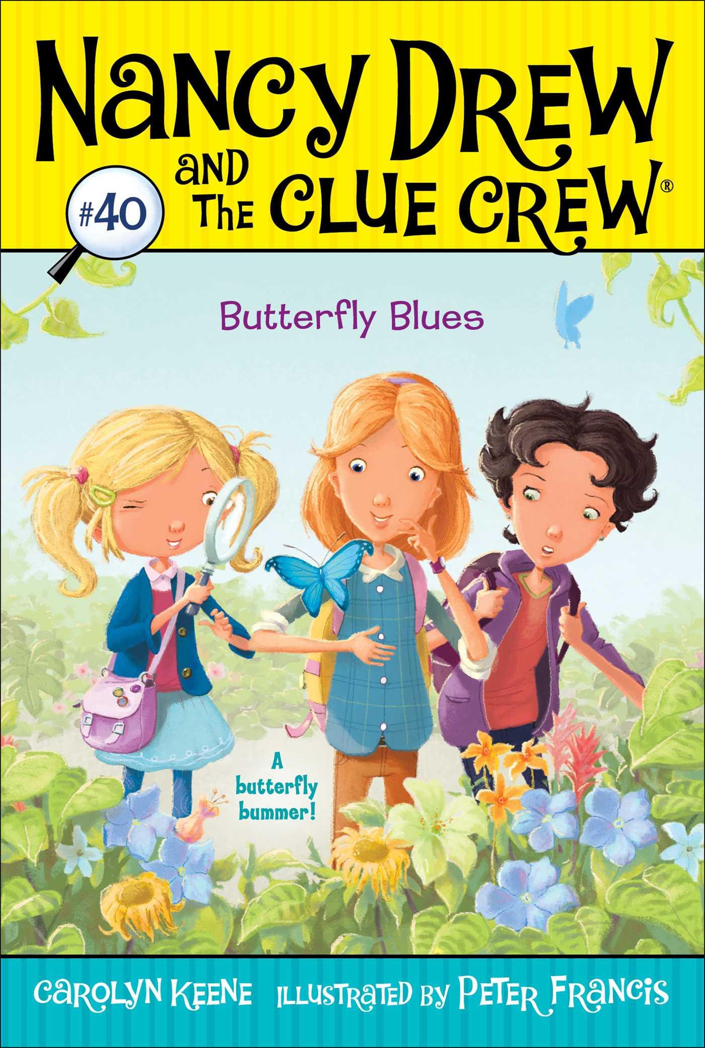 Butterfly blues 9781481414715 hr