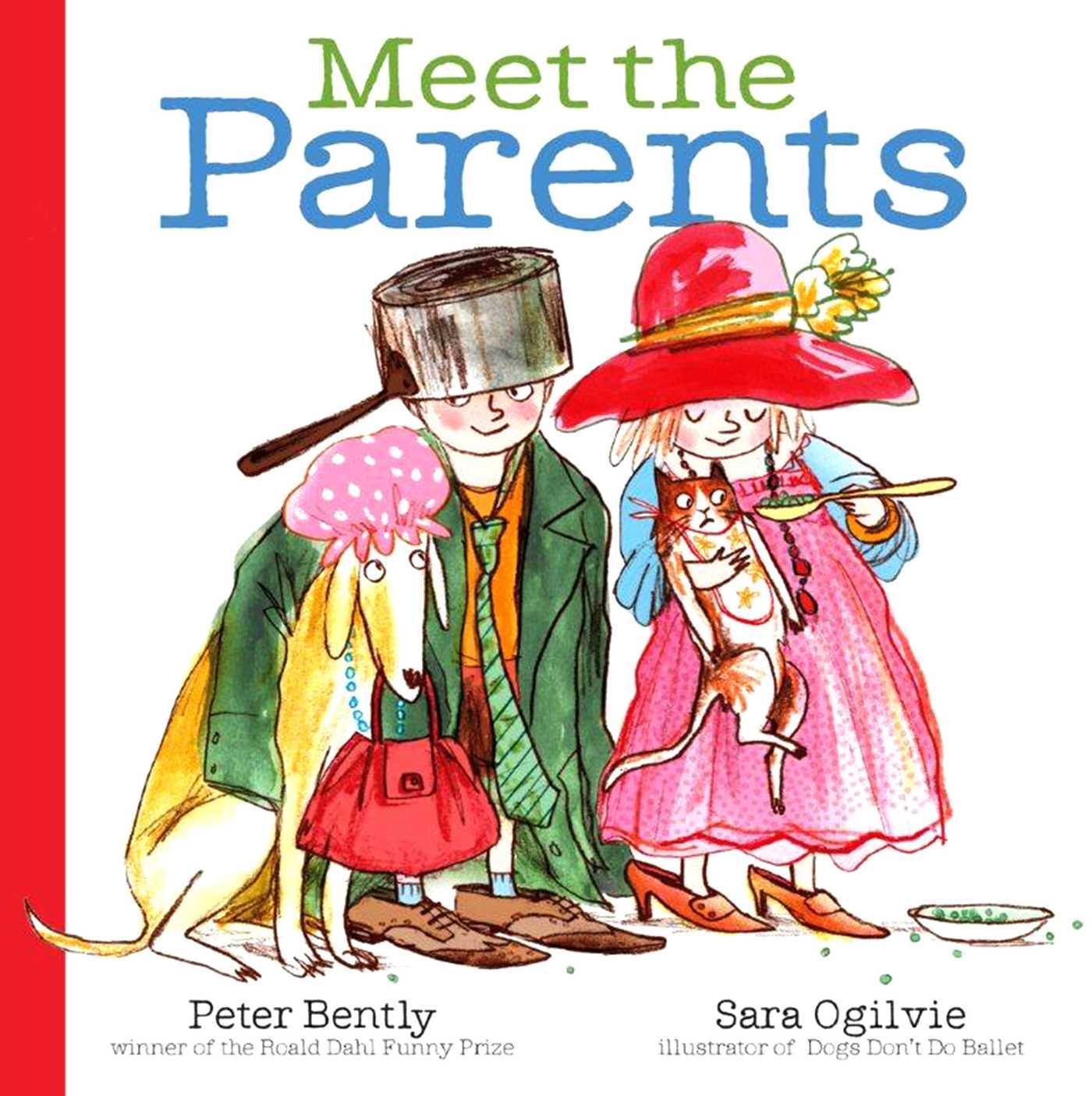 Meet the parents 9781481414845 hr