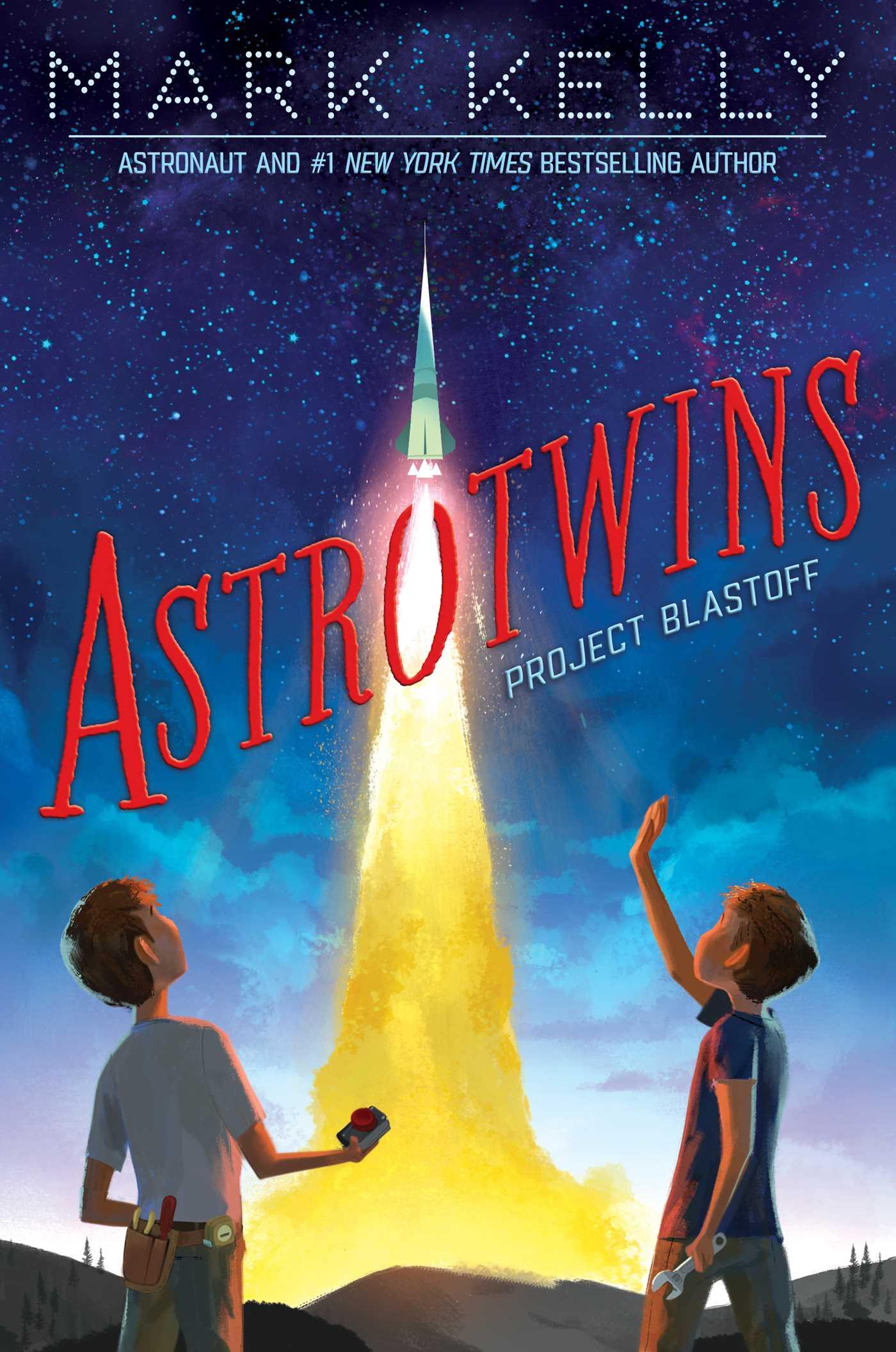 Astrotwins project blastoff 9781481415453 hr