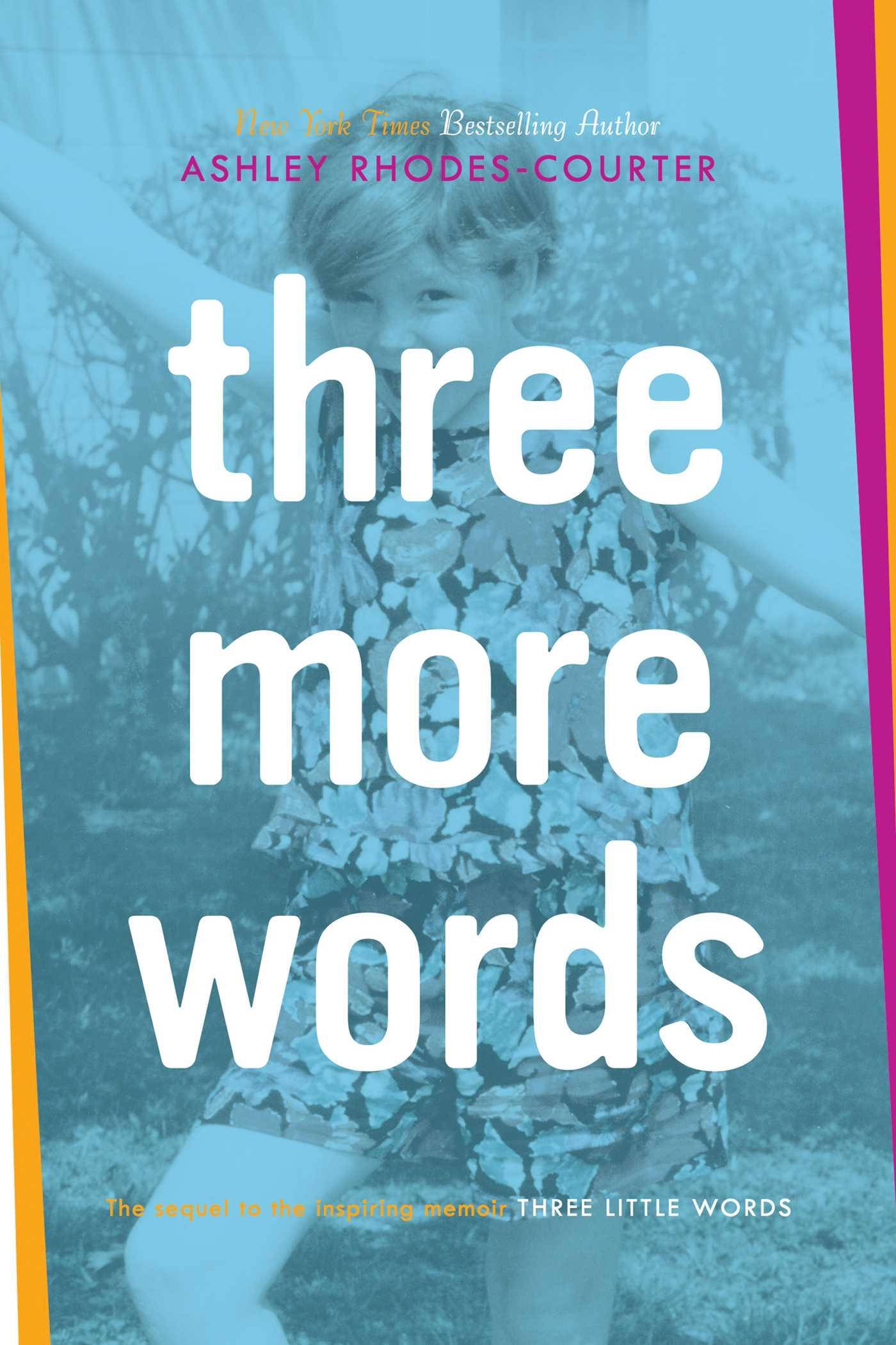 Three more words 9781481415583 hr