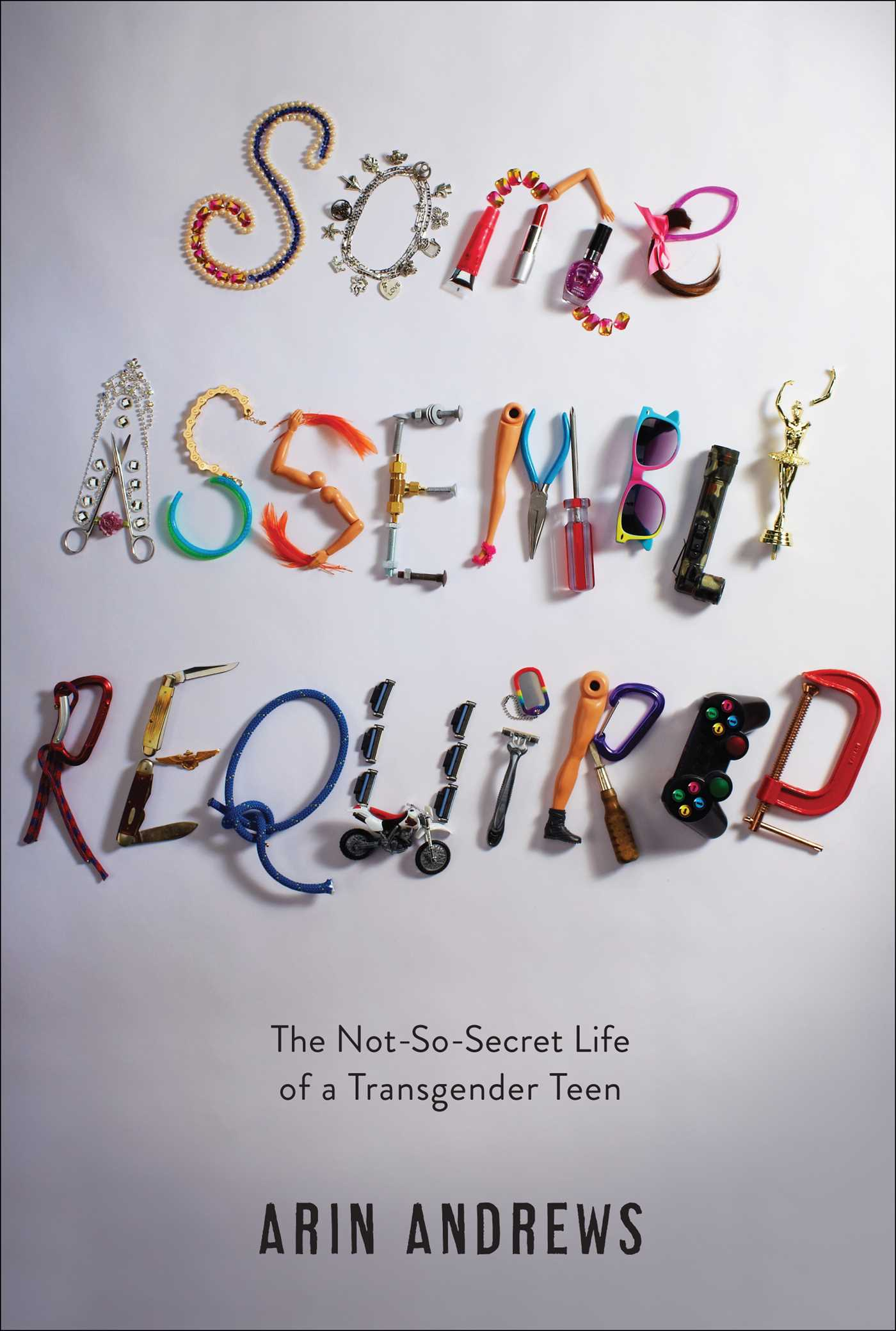 Some assembly required 9781481416757 hr
