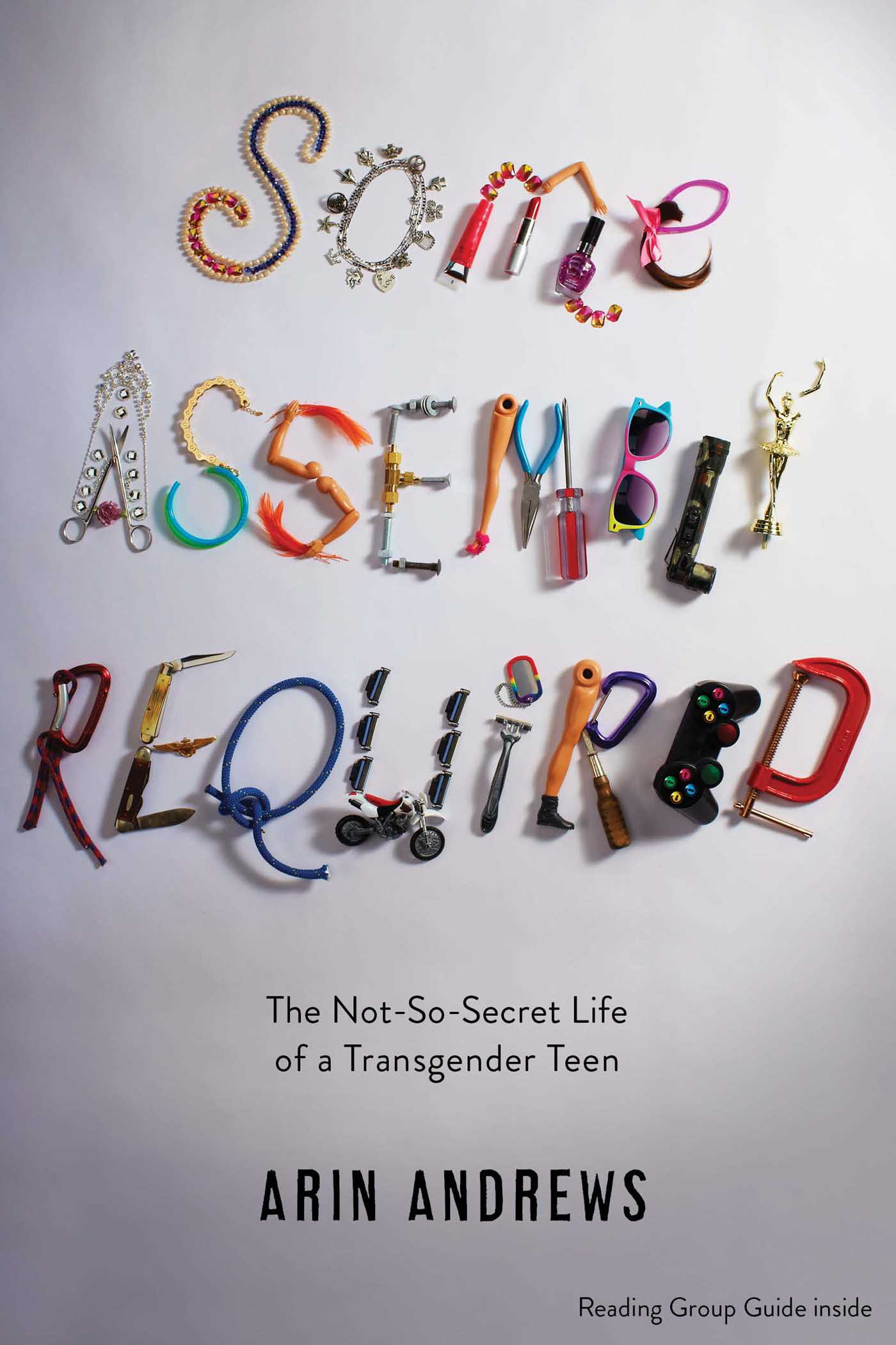 Some assembly required 9781481416764 hr