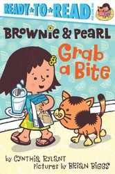 Brownie & Pearl Grab a Bite