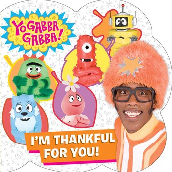 I'm Thankful for You!