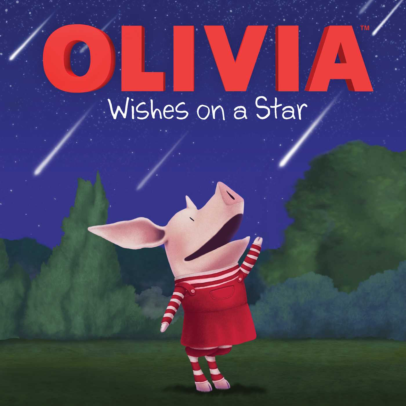 Olivia wishes on a star 9781481417709 hr