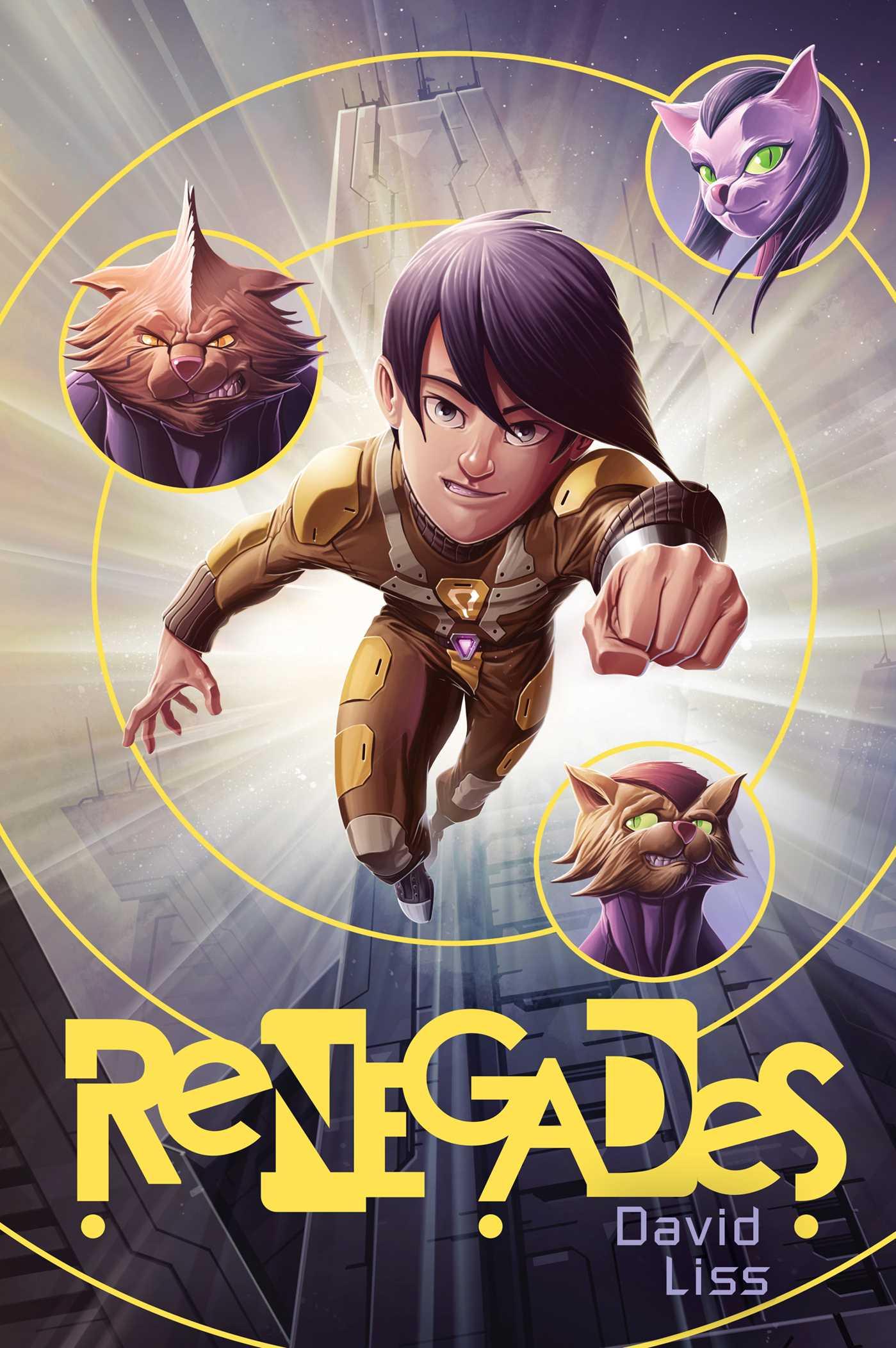 Renegades 9781481417853 hr