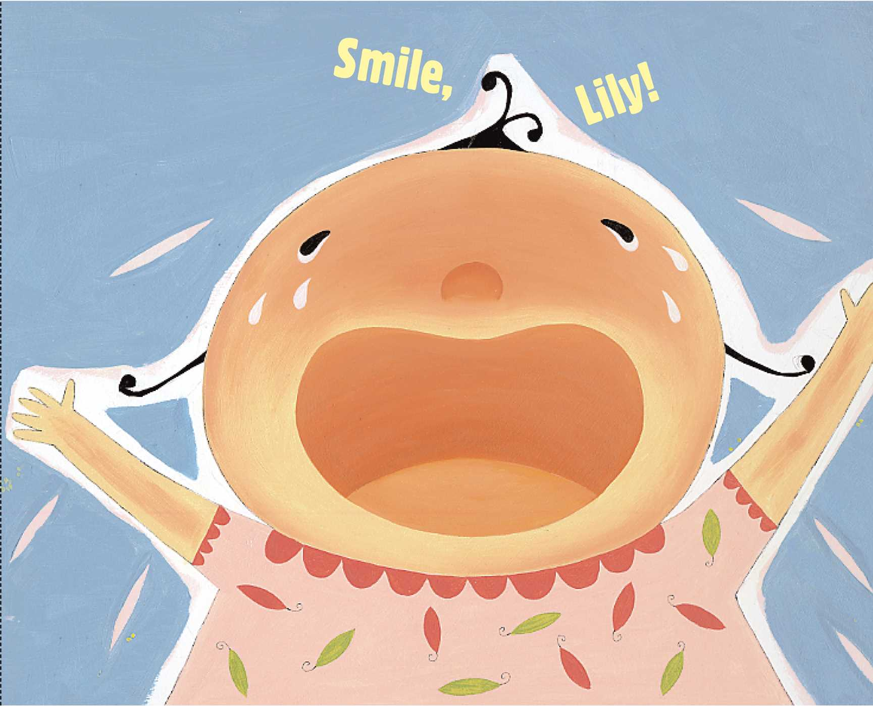 Smile lily 9781481417945 hr